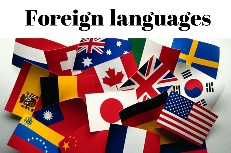foreign languages 800x533